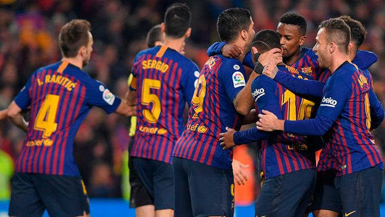 Las cuatro salidas seguidas del Barça para seguir soñando con el triplete