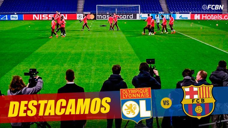 El Barça, obligado a resolver sus problemas a domicilio en la Champions League