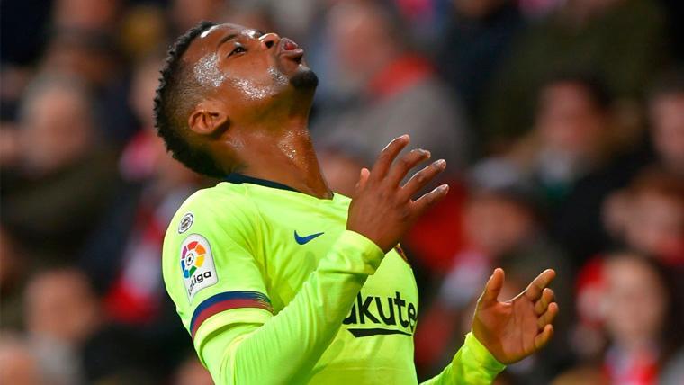 La amenaza de las sanciones se traslada a la Champions: Nélson Semedo, apercibido