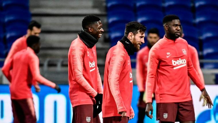El plan del FC Barcelona para la reaparición de Samuel Umtiti