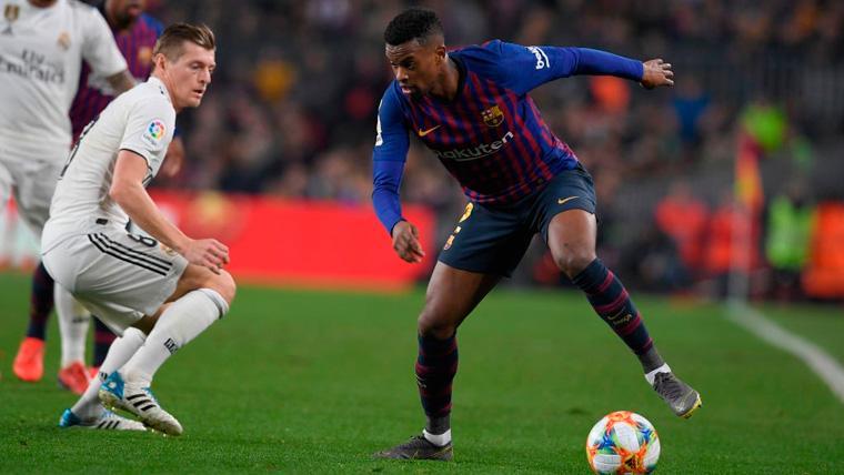 El Barça, más tranquilo con el lateral derecho: El paso adelante de Semedo, clave