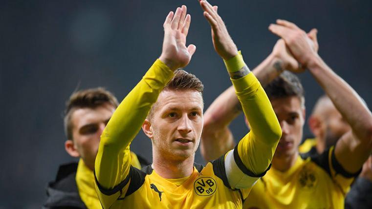 Resurge Marco Reus, el 'jugón' que rechazó a Barça y Bayern