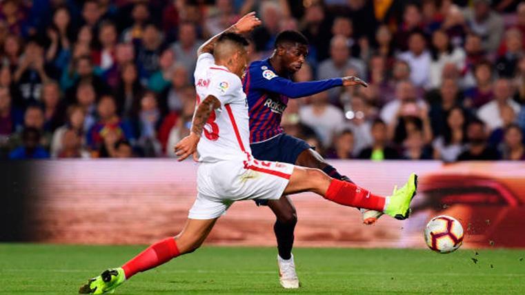 """Un mito del Sevilla, sobre Ousmane Dembélé: """"Puede llegar a ser un jugador 'top'"""""""
