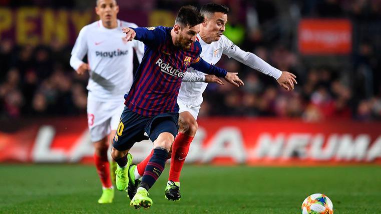 El Barça confía en Messi: solo una derrota en once partidos con él en el Pizjuán