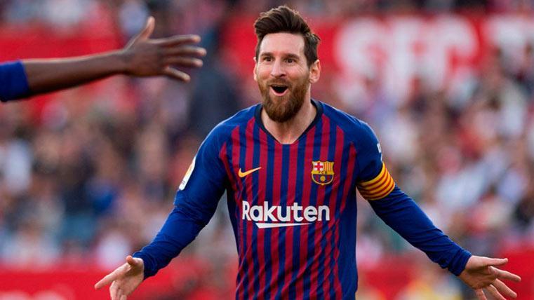 """""""La exhibición que dio Messi el otro día la vio todo el mundo, es un jugador diferente"""""""