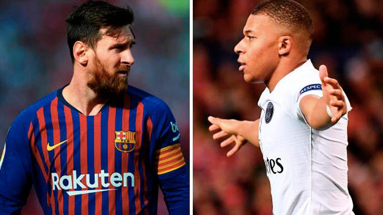 Messi aumenta la distancia con Mbappé en la Bota de Oro 2019