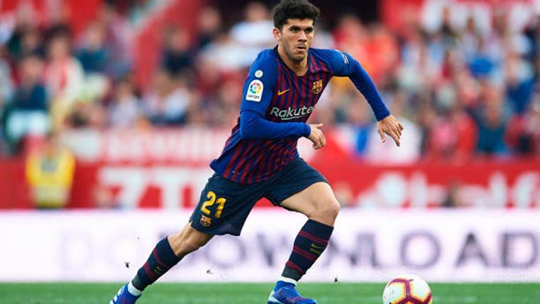 Carles Aleñá aportó más en 15 minutos que Coutinho en el resto del Sevilla-Barça