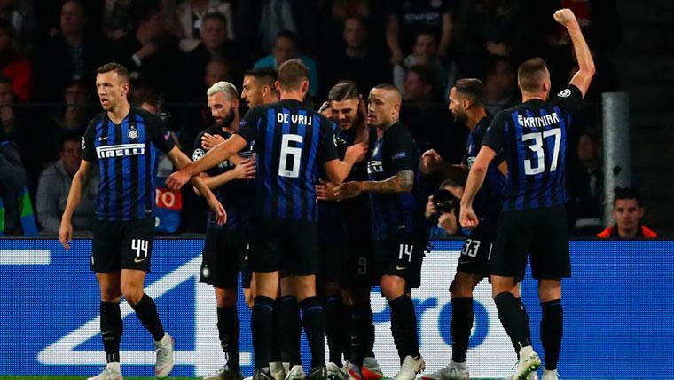 El Inter va a por una estrella del Barcelona y se entromete en un fichaje culé