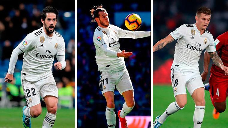 Las polémicas de las estrellas del Real Madrid esta temporada