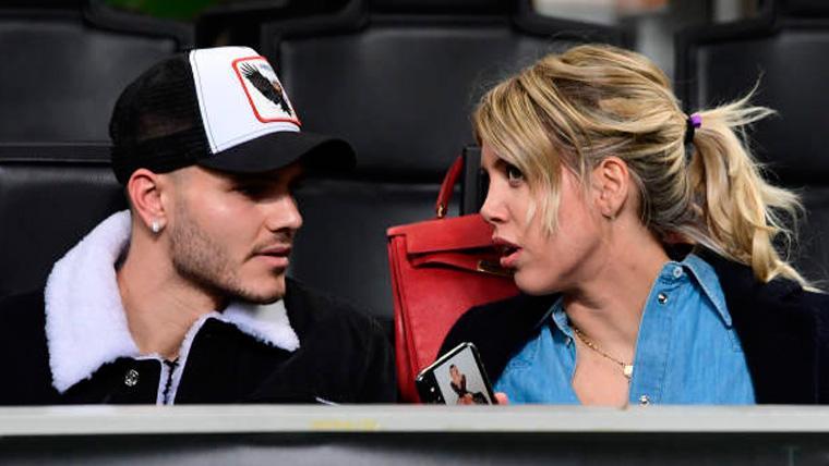 Cassano aconseja a Icardi que zanje su conflicto con el Inter