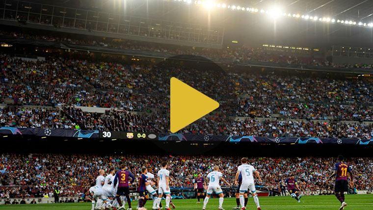 El Camp Nou será el primer estadio de Europa con cobertura 5G dedicada