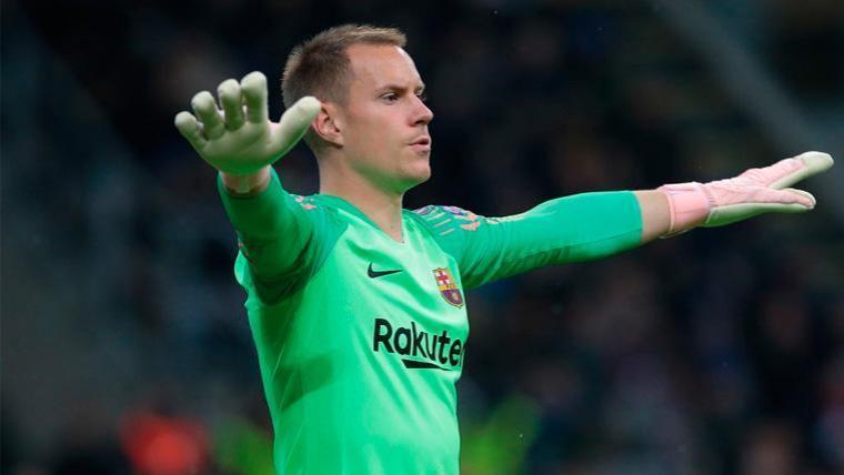Ter Stegen desvela el fichaje 'galáctico' que pudo ser del Barça