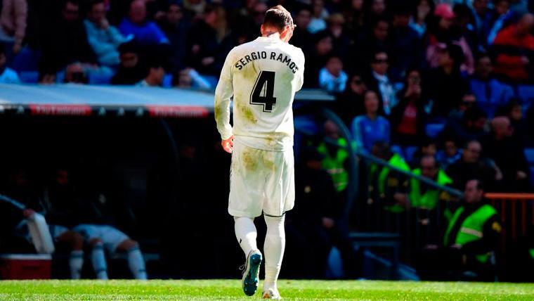 Así será el castigo de la UEFA a Sergio Ramos en Champions