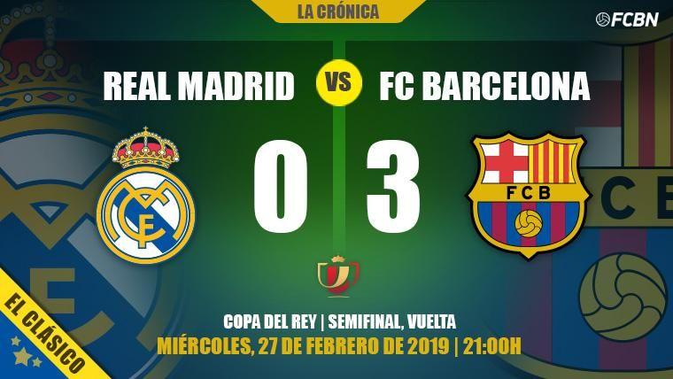 Vinicius pone la chispa y Luis Suárez los goles: El Barça es finalista de la Copa (0-3)