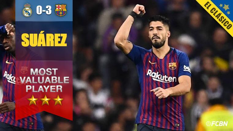 Con el Barça contra las cuerdas apareció el 'killer': Luis Suárez sigue salvando títulos