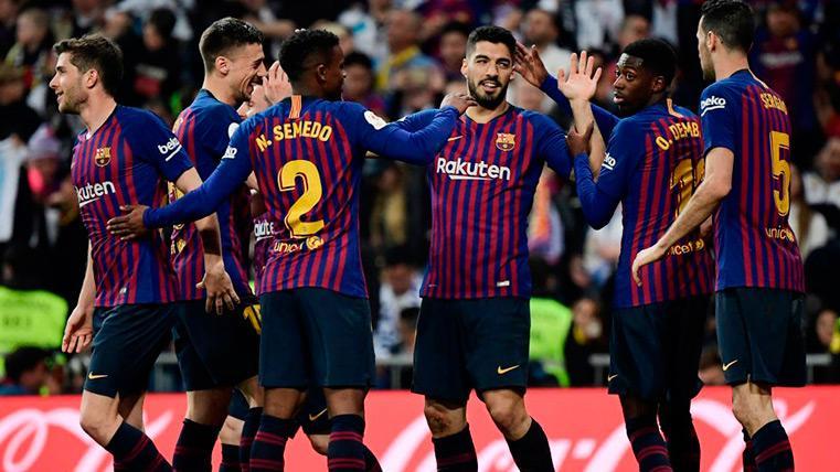 Los últimos resultados en los Madrid-Barça dejan en evidencia a los blancos