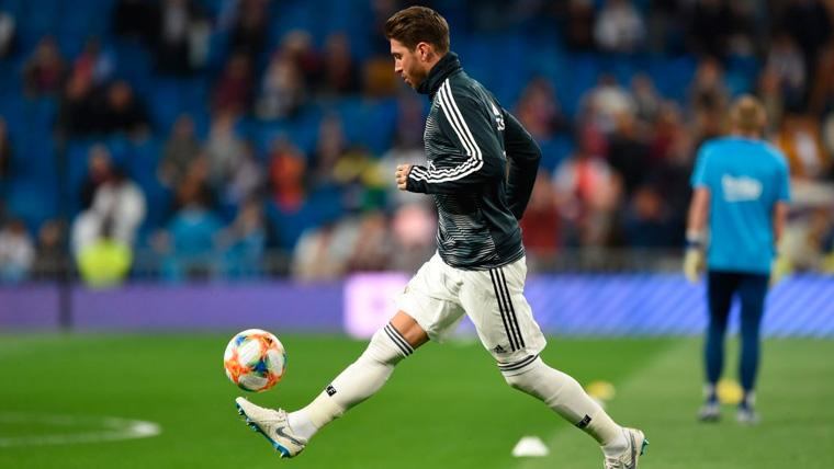 La UEFA sanciona a Ramos con un partido adicional por forzar una amarilla en Champions