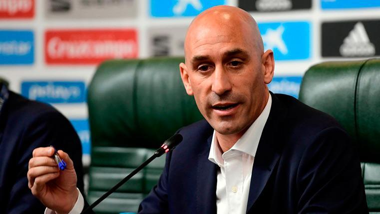 """Luis Rubiales, sobre la Copa: """"El formato de la Copa del Rey va a cambiar"""""""