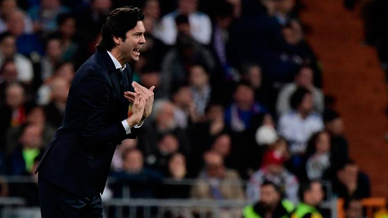 Solari podría hacer rotaciones en el Clásico, pensando en el partido del Ajax