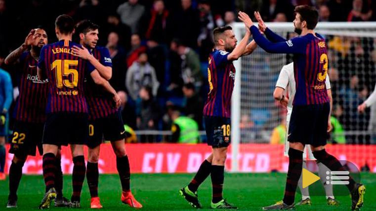 Vídeo resumen: Real Madrid 0 FC Barcelona 1 (LaLiga J26)