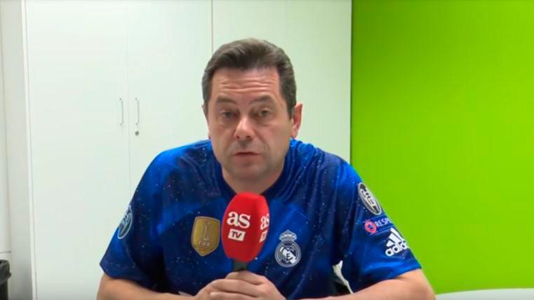La impotencia y los lamentos de Roncero tras el enésimo baño del Barça al Madrid