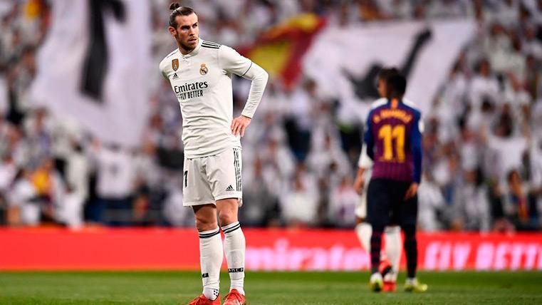 Bale enfurece aún más al madridismo: ¡Se fue del Bernabéu antes del pitido final!