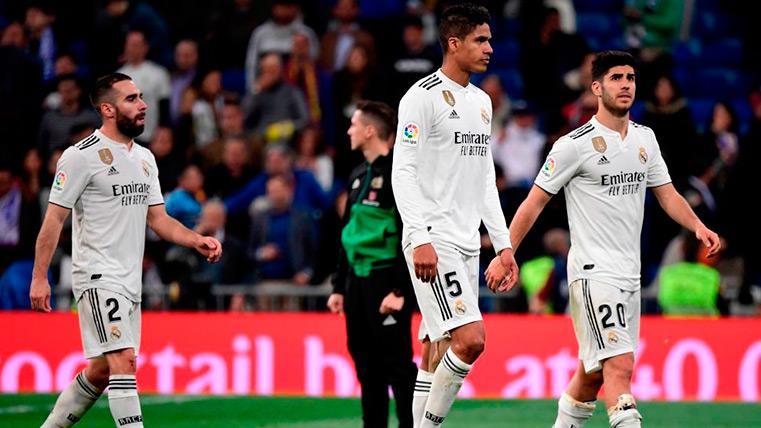Los Clásicos dejan a varias estrellas del Real Madrid muy señaladas