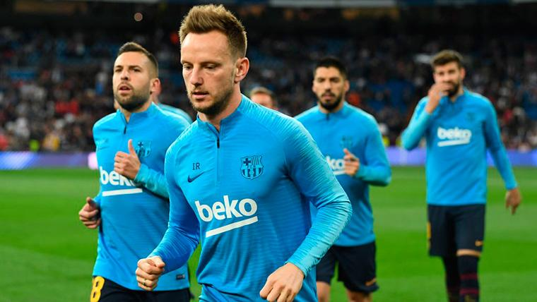 Dilema a la vista en el FC Barcelona con el futuro de Rakitic