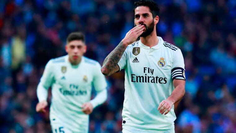 Isco Alarcón, fuera ante el Ajax: ¿Se acerca su adiós Real Madrid?