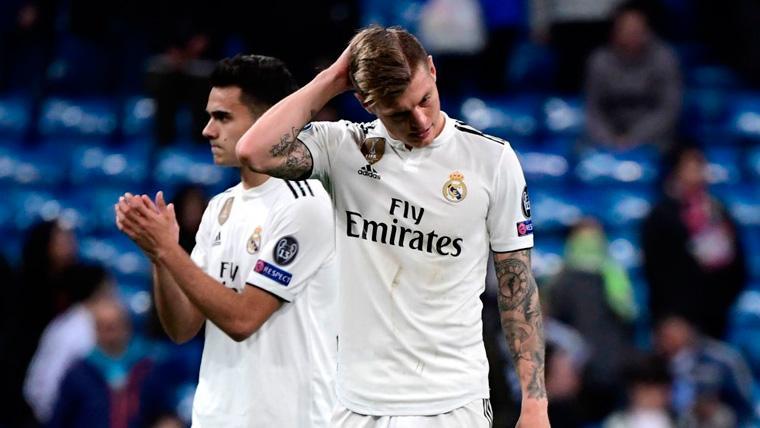 Los grandes señalados del Real Madrid tras la eliminación de la Champions