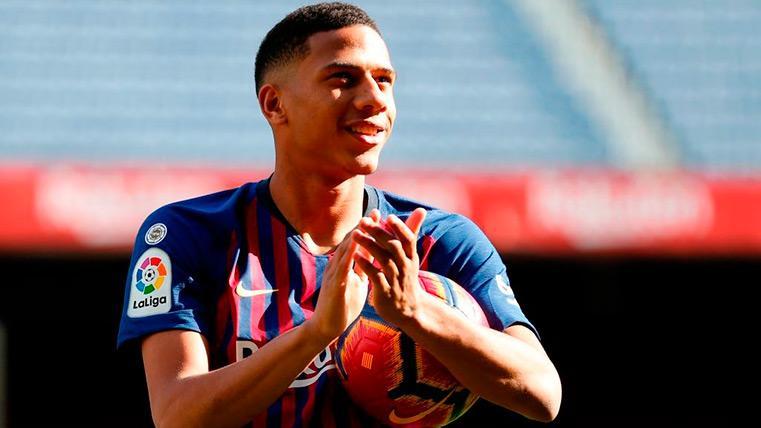 """""""Intento coger lo bueno de cada jugador del Barça"""""""