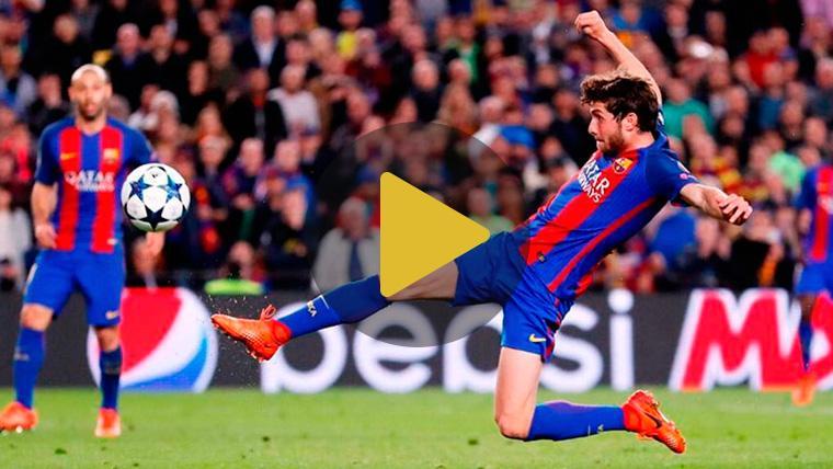 Se cumplen dos años de la histórica remontada del Barça al PSG en Champions