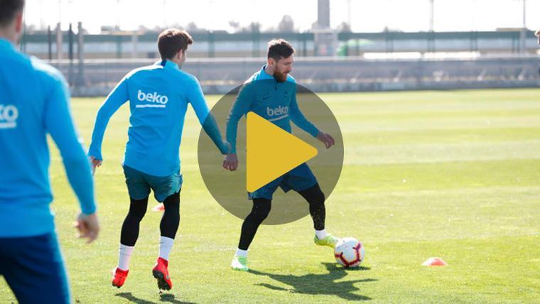 Lista de convocados de Valverde para el FC Barcelona-Rayo Vallecano