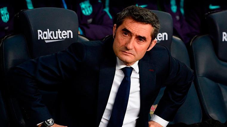 Valverde le quitó hierro al mal partido de Coutinho y felicitó a Arturo Vidal