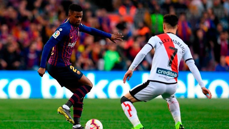 La gran duda sobre la rotación de Nélson Semedo en la Champions
