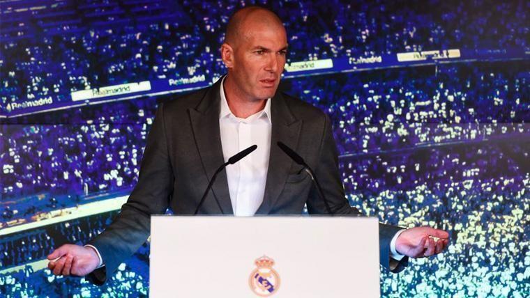 Florentino presume de Zidane y el galo explica porqué vuelve al Real Madrid