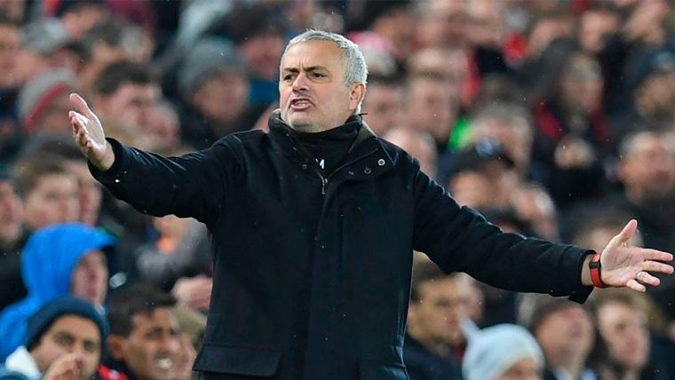 Tras el acuerdo de Zidane con el Madrid, hay otro grande que tienta a Mourinho