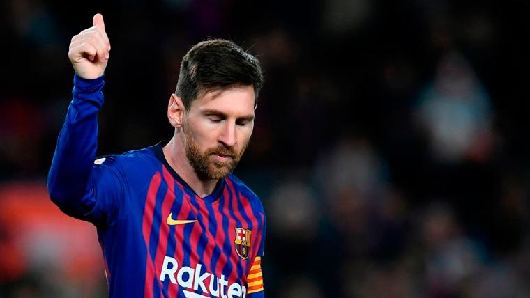 Así está la carrera por la Bota de Oro 2018-19: Leo Messi sigue al alza