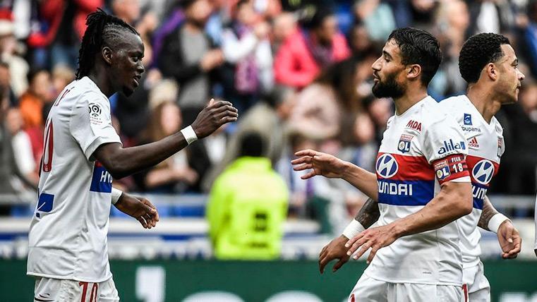 Los peligros del Olympique de Lyon para la vuelta de Champions en el Camp Nou