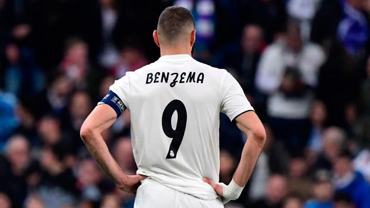 El Lyon confirma que intentó el fichaje de Benzema en el verano 2018