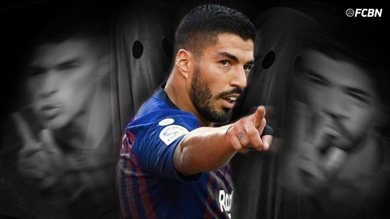 Luis Suárez, dispuesto a ahuyentar los fantasmas contra el Lyon