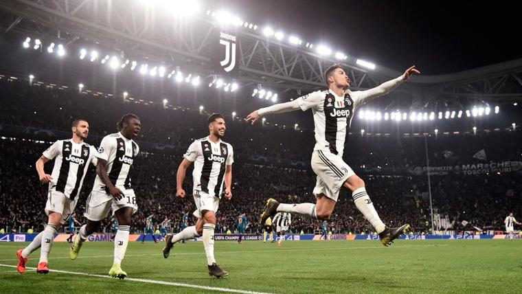 Cristiano deja a un Atlético nulo sin la final de Champions en su estadio (3-0)