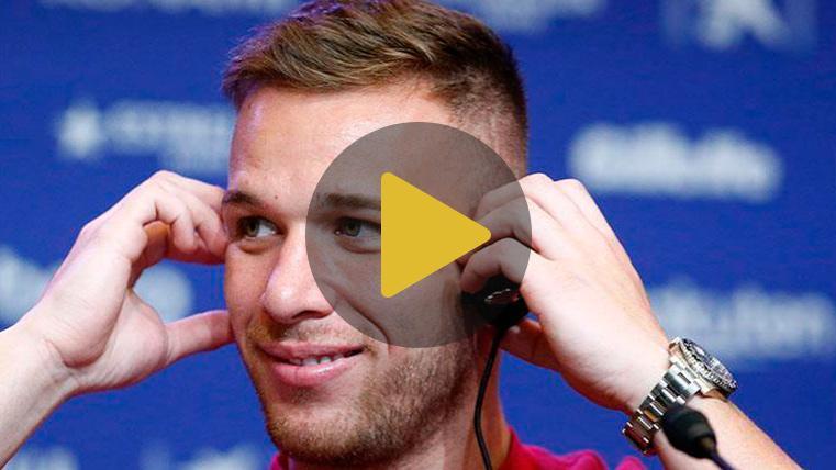 Arthur pide perdón por asistir a la fiesta de Neymar y habla del caso Coutinho