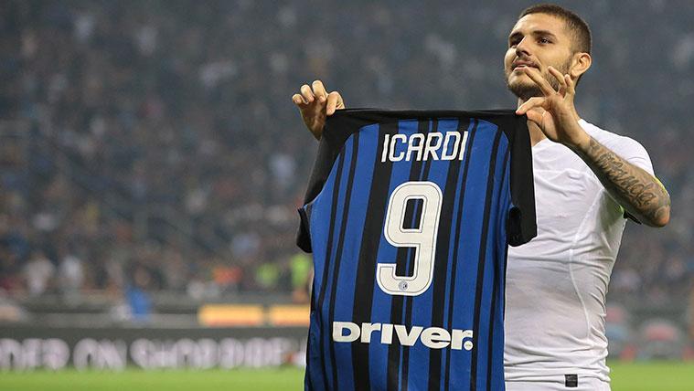 El Real Madrid quiere pescar en río revuelto y ya ha llamado a Mauro Icardi