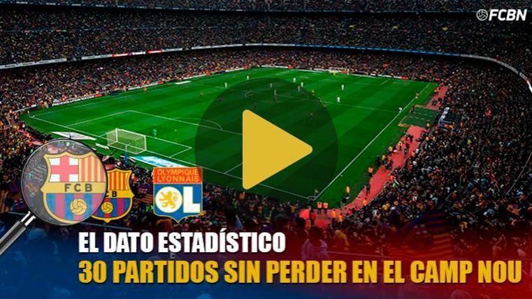 El Barça bate un récord en Champions: 30 partidos sin perder en el Camp Nou