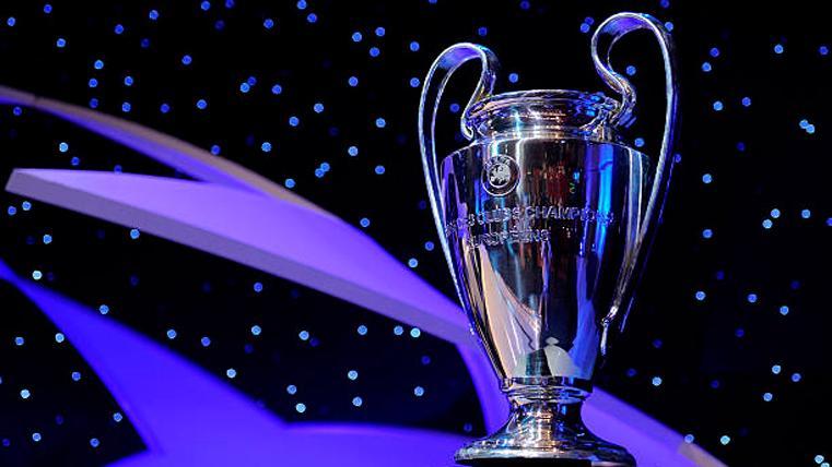 La Champions League, el gran deseo culé