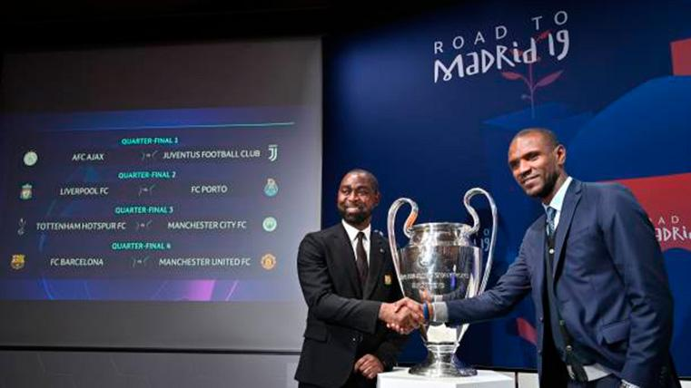 OFICIAL: Calendario de cuartos, semifinales y final de la Champions League 2018-19
