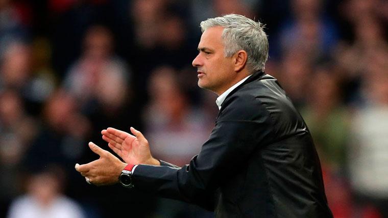 Aseguran que Mourinho era la primera opción del Real Madrid