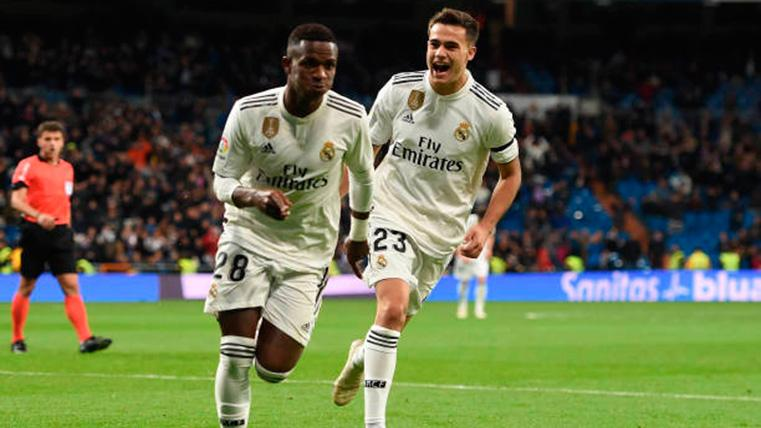 Las dos únicas buenas noticias para el Real Madrid esta temporada 2018-19