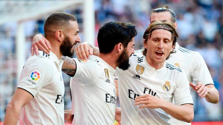 Isco y Bale tumban al Celta en el 'redebut' soñado de Zidane (2-0)